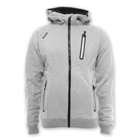 Mazine - Spacer Zip-Up Hoodie