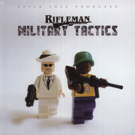 Keyza Soze produces Rifleman - Military Tactics