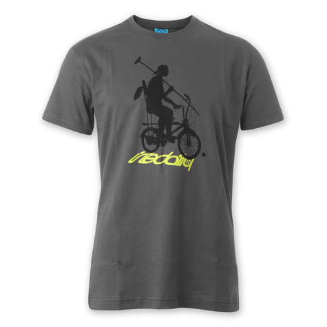 Iriedaily - Shadow Bike Polo T-Shirt