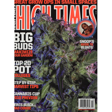 High Times Magazine - 2010 - 10 - October