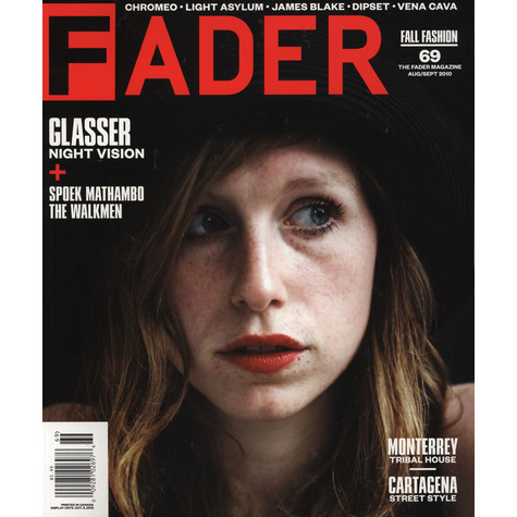 Fader Mag - 2010 - August / September - Issue 69