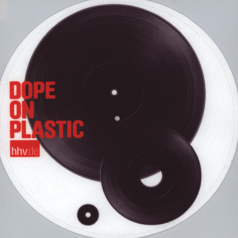 HHV - Dope On Plastic Slipmat