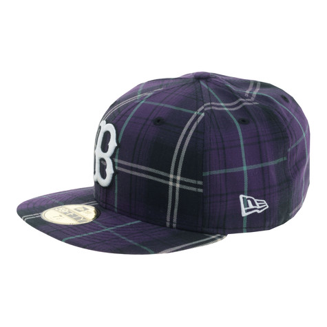 New Era - Boston Red Sox Tartanic Cap