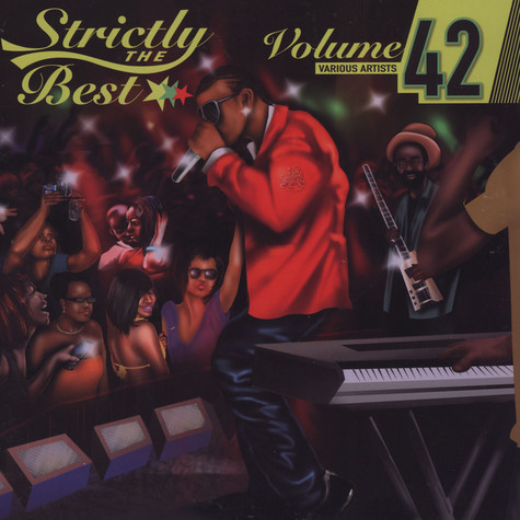 Strictly The Best - Volume 42