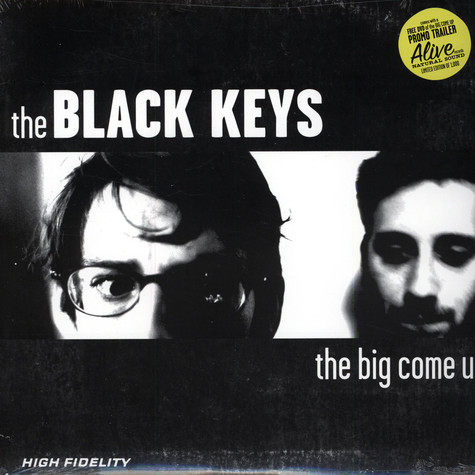 Black Keys, The - The Big Come Up Deluxe Edition with DVD