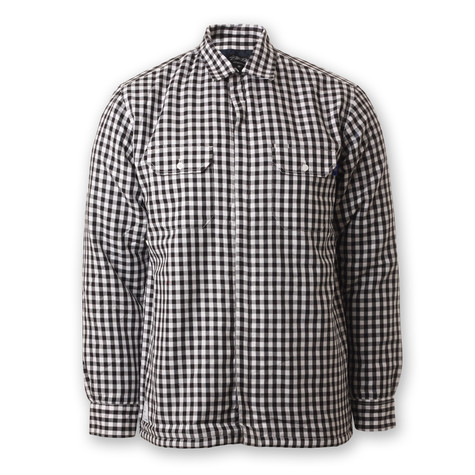 Stüssy - Gingham Zip Shirt