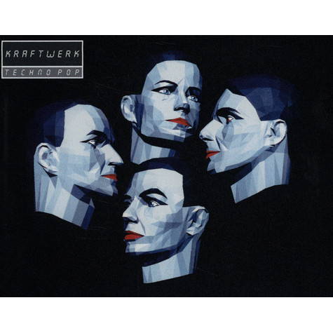 Kraftwerk - Techno Pop Mousepad