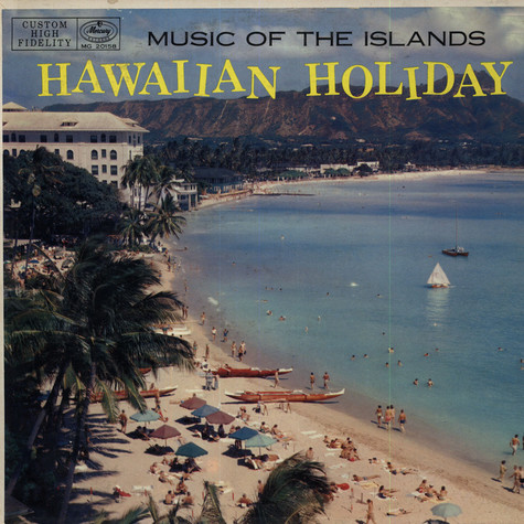 Sam Makia And His Waikikians - Hawaiian Holiday