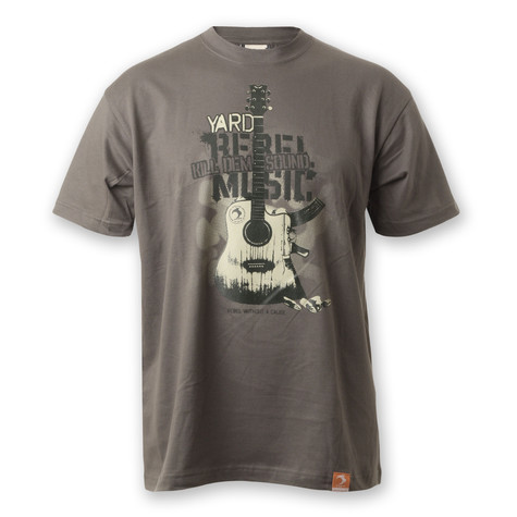Yard - Yard Rebel Music T-Shirt