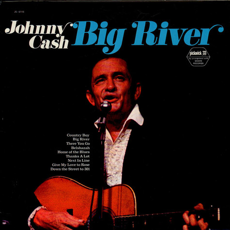 Johnny Cash - Big River