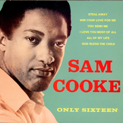 Sam Cooke - Only Sixteen