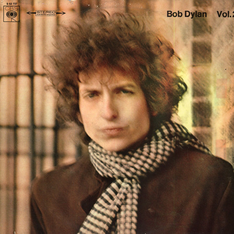 Bob Dylan - Blonde On Blonde Vol.2