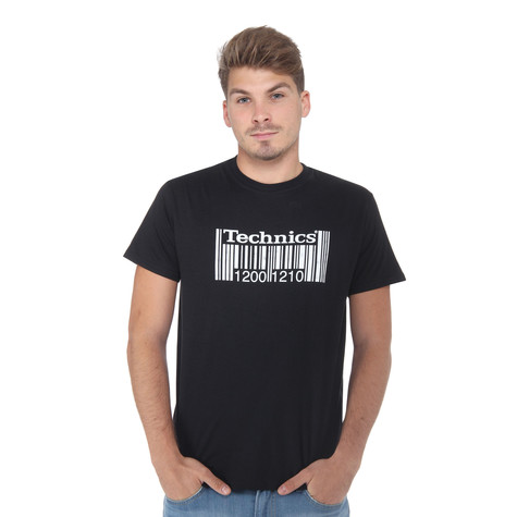 DMC & Technics - Barcode T-Shirt