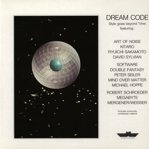 V.A. - Dream Code - Style Goes Beyond Time