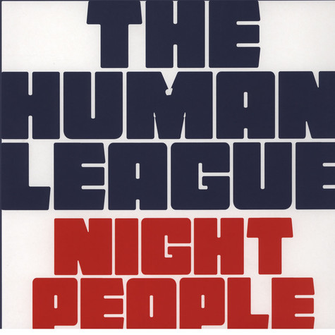 Human League, The - Night People