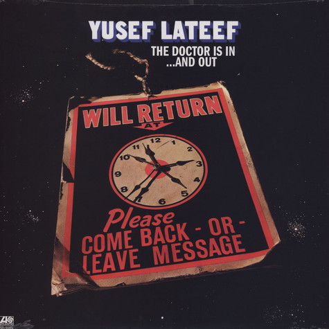 Yusef Lateef - The Doctor Is In … And Out