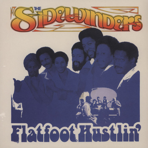 Sidewinders, The - Flatfoot Hustlin'