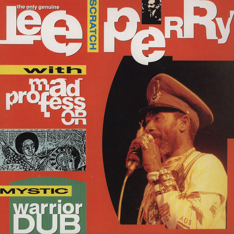 Lee Perry - Mystic Warrior In Dub
