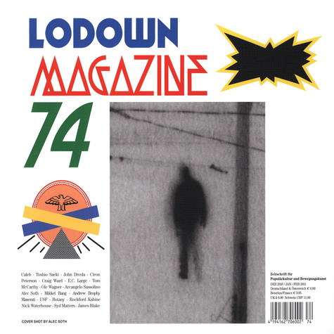 Lodown Magazine - Issue 74 December 2010
