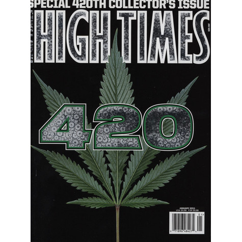 High Times Magazine - 2011 - 01 - January