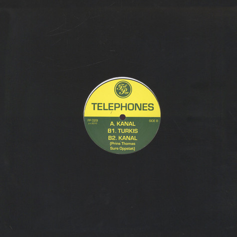 Telephones - Kanal Prins Thomas Remix