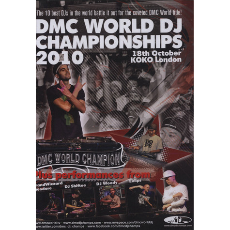 DMC World DJ Championships - Final 2010