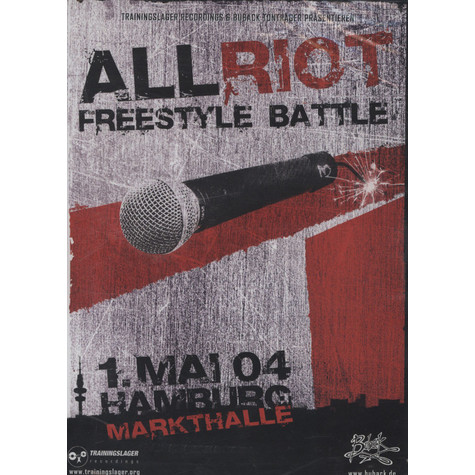V.A. - All Riot Freestyle Battle