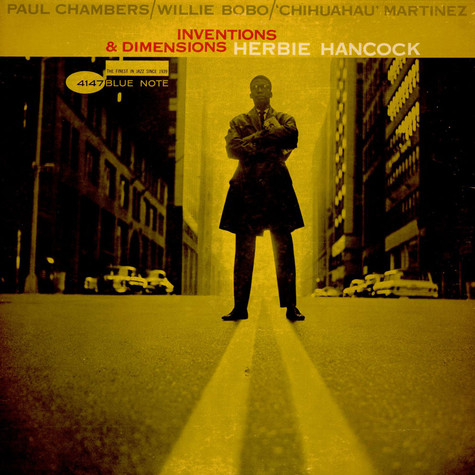 Herbie Hancock - Inventions And Dimensions