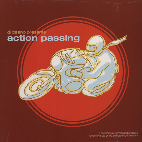 DJ Deeno - Action Passing