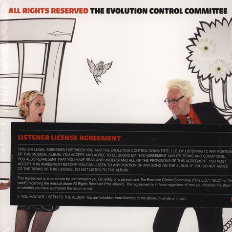 Evolution Control Committee - All Rights Reserved