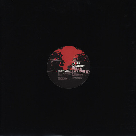Bleep District - Pigs And Troughs EP