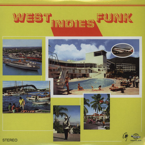 West Indies Funk - Volume 1