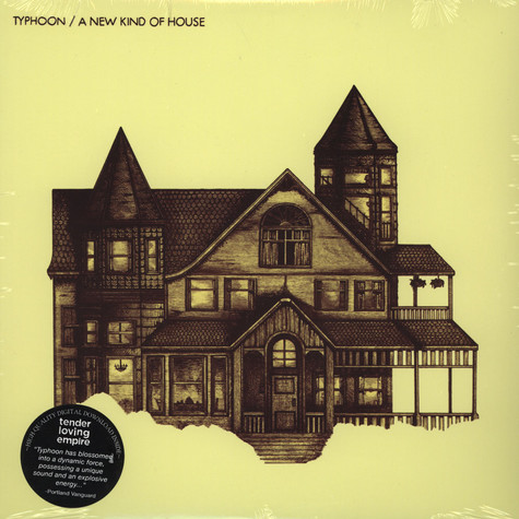 Typhoon - New Kind Of House