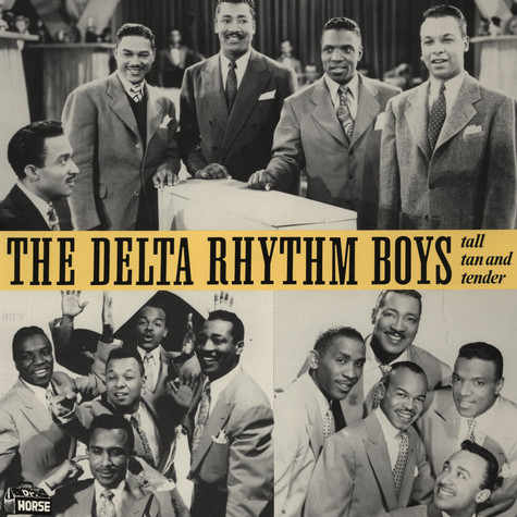 Delta Rhythm Boys, The - Tall, Tan And Tender