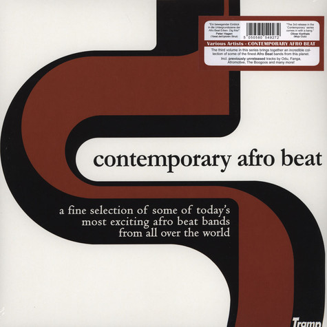 V.A. - Contemporary Afrobeat