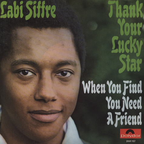 Labi Siffre - Thank Your Lucky Star