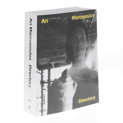 Ari Marcopoulos & Neville Wakefield - Directory