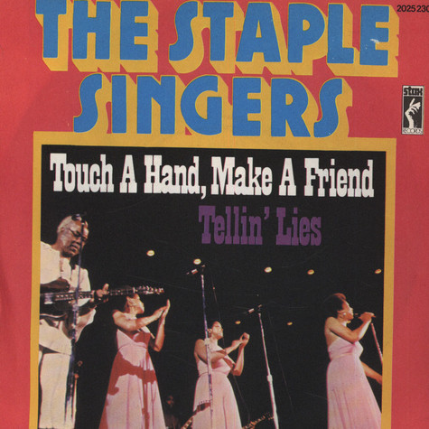 Staple Singers, The - Touch A Hand, Make A Friend