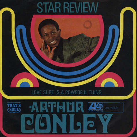 Arthur Conley - Star Review