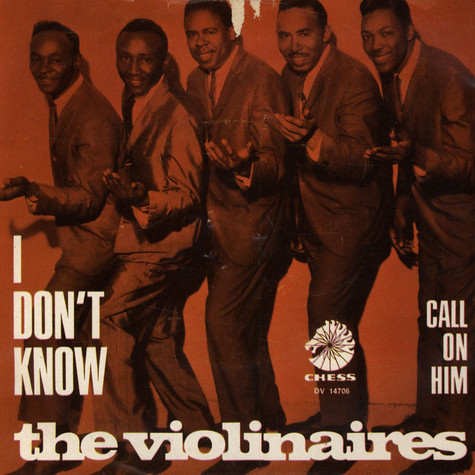 Violinaires, The - I Don't Know