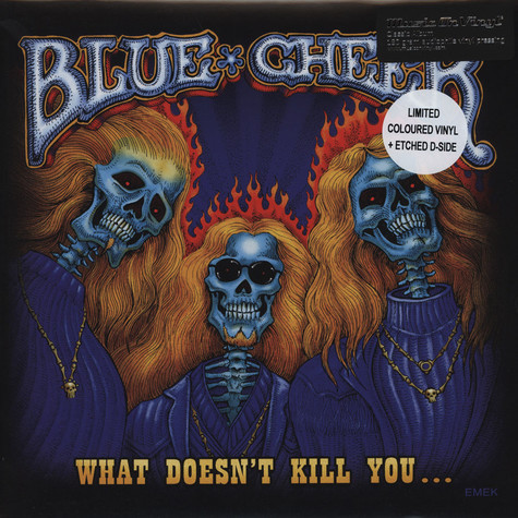 Blue Cheer - What Doesn't Kill You...