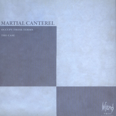 Martial Canterel - Occupy These Terms