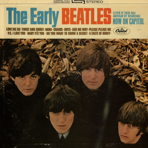 Beatles, The - The Early Beatles