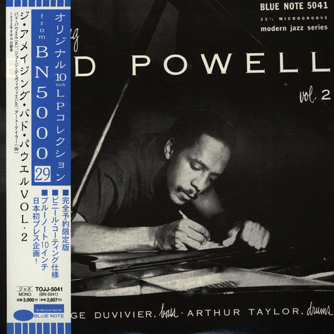 Bud Powell - The Amazing Bud Powell Volume 2