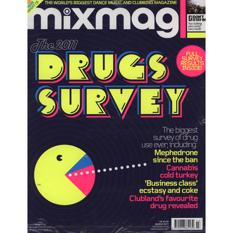 Mixmag - 2011 - 03 - March