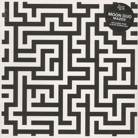 Moon Duo - Mazes
