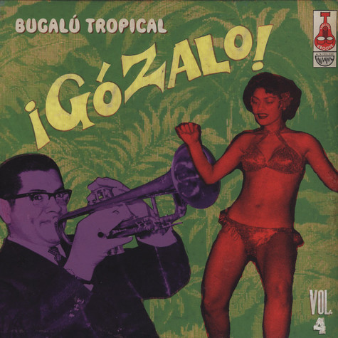 Gozalo! - Volume 4 - Bugalu Tropical