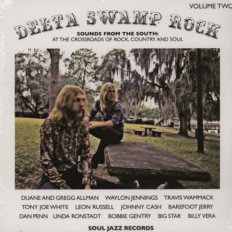 Delta Swamp Rock - Sounds From The South: At The Crossroads Of Rock, Country And Soul LP 2
