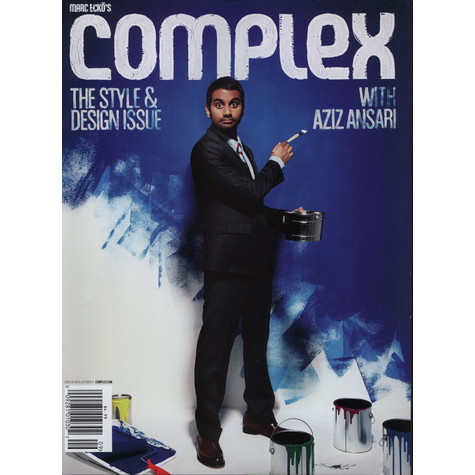 Complex - 2011 - August / September - Issue 750
