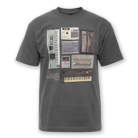 Acrylick - Music Makers T-Shirt